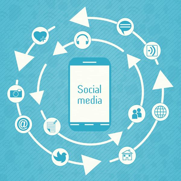 linkedin social media